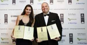 Four Awards for STIRIXIS Group at the IPA awards 2014